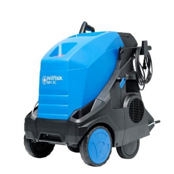 Nilfisk MH 3C-145/600 PA, 2100PSI Professional Electric Hot Water Cleaner - Pressure Washers