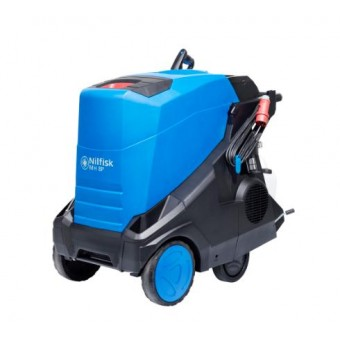 Nilfisk MH 8P 180/2000, 2600PSI Three Phase Professional Electric Hot Water Cleaner - Pressure Washers