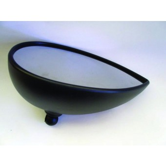 Milenco Aero Mirror Heads Convex - Vehicle Mirrors