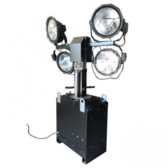 Mosa TFMI9 2000w Cube Lighting Tower - Root Catalog
