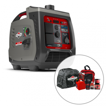 Briggs & Stratton 2400W Inverter Generator Pack - 4WD & Camping SALE