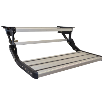 NCE Caravan Single Steps 560 mm Wide - Caravan Steps