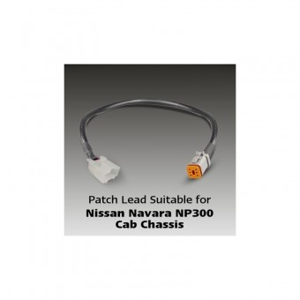 LED Autolamps Vehicle Patch Lead to suit NAVARA NP300 CAB - Root Catalog