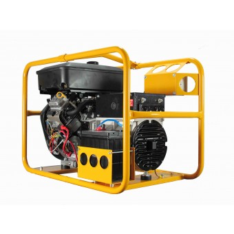 Powerlite Briggs & Stratton Vanguard 11kVA Three Phase Generator - 3 Phase Petrol Generators