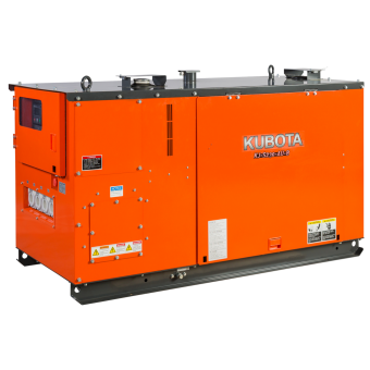 Kubota 23kva Single Phase Diesel Generator KJS230 - Root Catalog