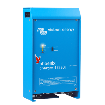 Victron Phoenix Charger 12/30 (2+1) 120-240V - AC to DC Battery Chargers