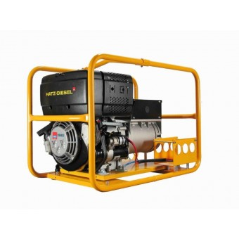 Powerlite 3 Phase 5.5kVA Hatz Generator - BEST SELLERS