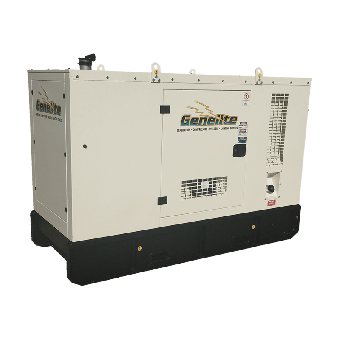 Genelite 55kva Cummins Three Phase Diesel Generator - 50kVA to 250kVA Three Phase Stationary Diesel Generators