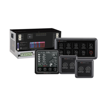Projecta PM400 RV Power  Management System - Battery Management Systems
