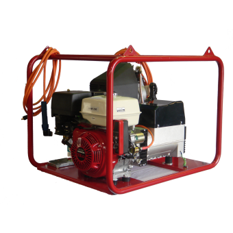 Genelite 7kVA 3 in 1 Diesel Welder Generator Workstation, powered by Kohler - Root Catalog