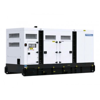 Powerlink 302kva Perkins Diesel Generator - 250kVA and Above Three Phase Stationary Diesel Generators