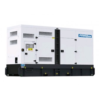 Powerlink 275kva Cummins Diesel Generator - 250kVA and Above Three Phase Stationary Diesel Generators