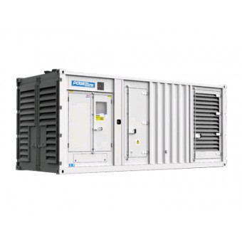 Powerlink 344kva Cummins Diesel Generator - 250kVA and Above Three Phase Stationary Diesel Generators
