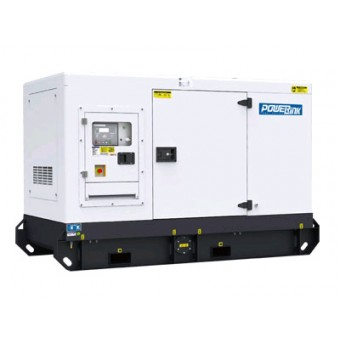 Powerlink 10kva Three Phase Perkins Diesel Generator - Stationary Generators