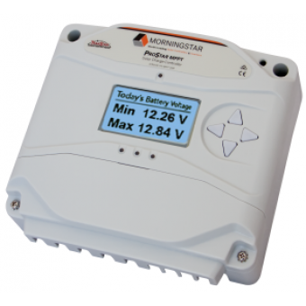 Morningstar ProStar MPPT-40 Amp Solar Controller - Caravan Power & Electrical