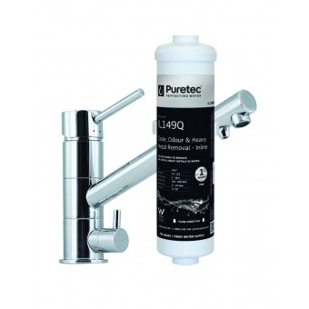 NCE Puretec 3-Way Water Filter Kit - Caravan Sinks & Taps
