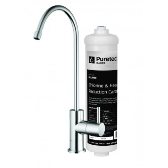 NCE Puretec Inline Undersink Filter Tap Kit - Dometic Sinks