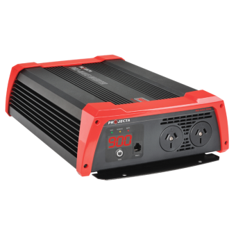 Projecta 12V 900W Pro-Wave Pure Sine Wave Inverter - Root Catalog