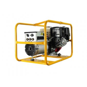 Powerlite 200amp 7kVA Welder Generator Powered by Honda - Petrol Welder Generators