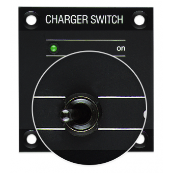 Victron Charger Switch - Off Grid Control Panels