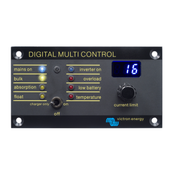 Victron Digital Multi Control 200/200A - Off Grid Control Panels