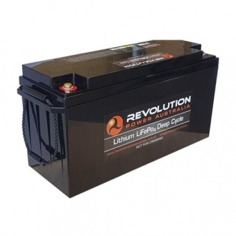 Revolution Power 12V 200Ah Lithium Battery - Root Catalog