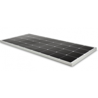 Dometic RTS160 Fixed Rooftop Solar Panel, 160 Watts - Camping Solar Panels & Accessories