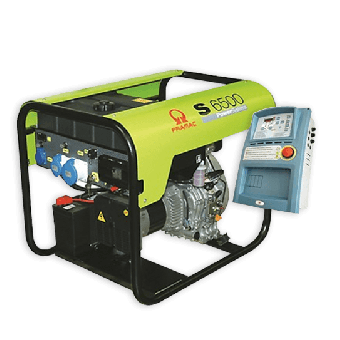 Pramac 6kVA Auto Start Diesel Generator + AMF - Auto Start Generators For Mains Failure