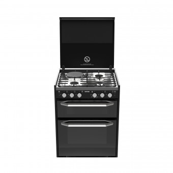 Thetford K1520 Combination Cooker with Oven, Stove & Grill - Gas & Electric - Marine Ovens & Grills