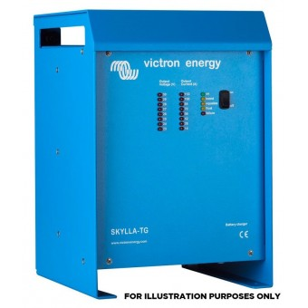 Victron Skylla-TG 48/25 (1+1) Charger - 48V Off Grid Battery Chargers