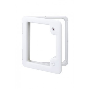 Thetford Service Door Model 3, White