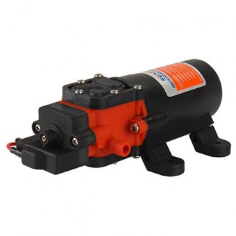Seaflo Water Pump, 40PSI - Caravan Water Pumps & Plumbing