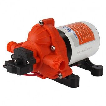 Seaflo Water Pump, 45PSI - Caravan Water Pumps & Plumbing