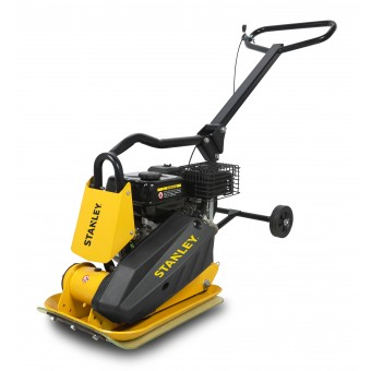 Stanley 79CC Petrol Plate Compactor - Power Equipment & Tools