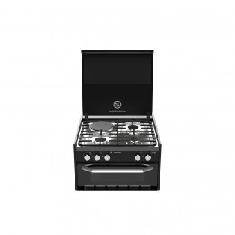 Thetford K1540 Cooker with Minigrill & Stove - Gas & Electric - Marine Ovens & Grills