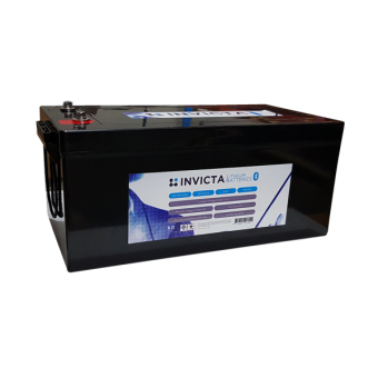 Invicta 36V 100Ah Lithium Battery with Bluetooth - Root Catalog