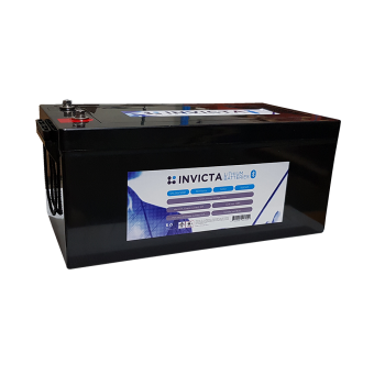 Invicta 36V 50Ah Lithium Battery with Bluetooth - Lithium Batteries