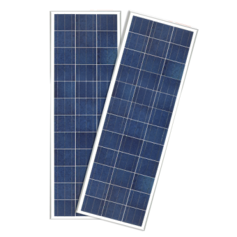 Enerdrive 120W Slim Fixed Solar Panel, Twin Pack