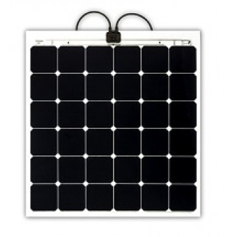 Solbian SunPower 118W Flexible Square Solar Panel - Flexible Solar Panels