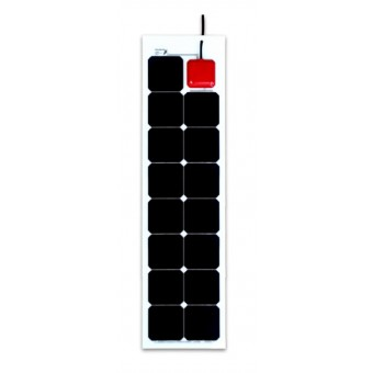 Solbian SunPower 47W Flexible Long Solar Panel - Flexible Solar Panels
