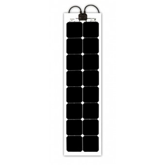 Solbian SunPower 52W Flexible Long Solar Panel - Flexible Solar Panels