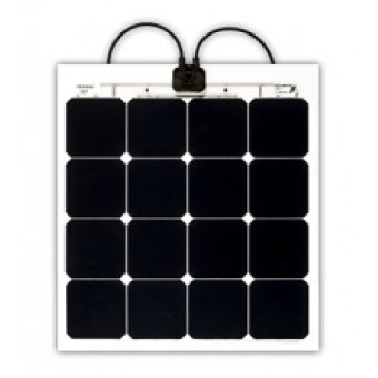 Solbian SunPower 52W Flexible Square Solar Panel - Flexible Solar Panels