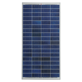 Projecta Polycrystalline 12V 120W Fixed Solar Panel with MC4 Connector - Camping Solar Panels
