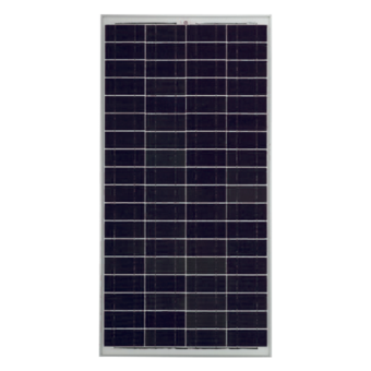 Projecta Polycrystalline 12V 135W Fixed Solar Panel with MC4 Connector - Camping Solar Panels