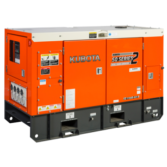 Kubota 11.2kva Single Phase Diesel Generator SQ1120 - Root Catalog