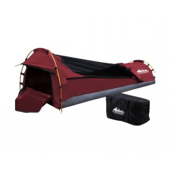 Weisshorn Red Single Biker Swag - Root Catalog
