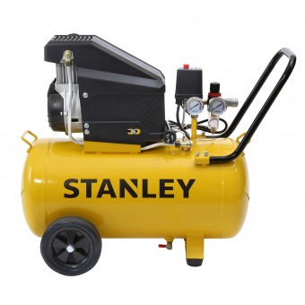 Stanley 50L Direct Drive Air Compressor, 2.5hp - Root Catalog