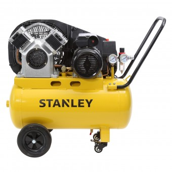 Stanley 50L Belt Drive Air Compressor, 2.5hp - Root Catalog