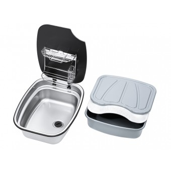Thetford MK3 Kitchen Centre Sink - Caravan Hardware & Accessories