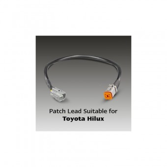 LED Autolamps Vehicle Patch Lead Kit to suit TOYOTA HILUX - Root Catalog